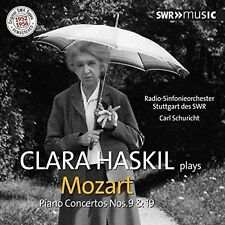Clara Haskil Plays Mozart, New Music