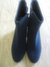 marks and spencer ladies ankle boots size 8