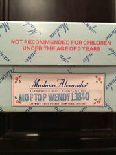 """Madame Alexander 8"""" DOLL Moptop Wendy Family Classics Collection 13840"""