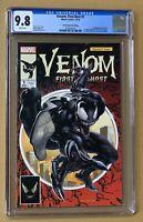 Venom First Host #1 CGC 9.8 Crain CONVENTION TRADE Variant