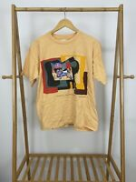 RARE VTG 90s Salvador Dali Still Life By Mauve Moonlight T-Shirt Size L Spain