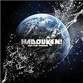 Hadouken! CDs x2 - For the Masses (2010) Music For An Accelerated Culture (2008)