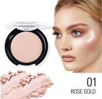 SACE LADY Highlighter Powder 6 Colors Face Iluminator Makeup Professional Glitte