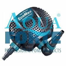 AquaForte O-PLUS Serie Teichpumpe für Koi Teich Skimmer Pumpe Bachlaufpumpe