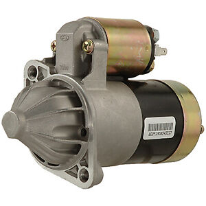 REMY 17291 POWER PRODUCTS Reman Starter