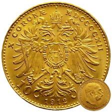 ++ Kaiser Franz Josef - 10 Kronen - 1912 - Gold ++