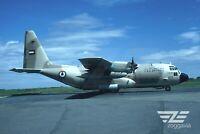 Original slide 1213 Lockheed C-130H Hercules U.A.E. Air Force, 1991