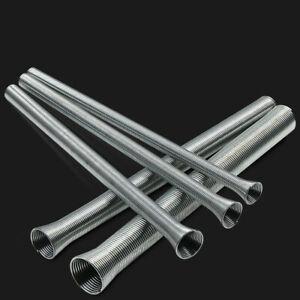"5pcs Spring Pipe Bender Copper Aluminium Tube Bending Tools Tube Bender 1/4-5/8"""