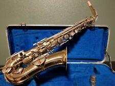 Buescher - True Tone Series I-a Alto Saxophone (1923)