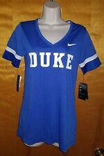 NEW Nike Dri-Fit NCAA Duke Shirt Blue Size Small NWT