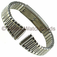 10-13mm Timex Fast Fit Expansion Silver Tone Stainless Steel Ladies WatchBand