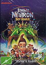 Jimmy Neutron - Boy Genius - Animation / Adventure - NEW DVD