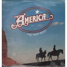 America Lp Vinile The Very Best / Five International EF 30002 Sigillato