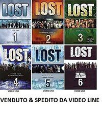 Dvd LOST Serie Completa 01-08 - (Box 39 Dischi) .....NUOVO