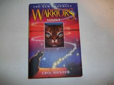 Warriors New Prophecy #6 Sunset by Erin Hunter HC new