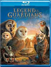 W/ SLIP CASE Legend of the Guardians: The Owls of Ga'Hoole (Blu-ray/DVD, 2-Disc)