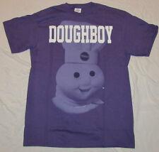 SMALL MENS T-SHIRT PHILLSBURY DOUGH BOY GENERAL MILLS 34/36 BAKING POP N FRESH!!
