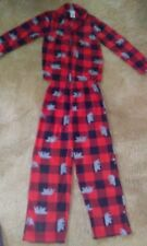 Lot of Boys long sleeve clothes size 10/12 pjs pajamas, hoodie, socks