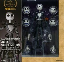 New Kaiyodo Revoltech The Nightmare Before Christmas Jack Skellington Painted