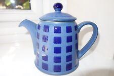 Denby Reflex Blue Small Teapot-BNWT First Quality