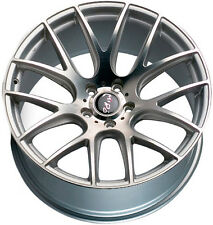 "19"" Miro 111 Wheels For 370Z G37 Coupe Genesis 19X8.5 19X9.5 Concave Rims (4)"