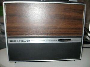 BELL & HOWEL 481A 8mm SUPER8 PROJECTOR