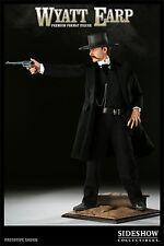 SIDESHOW WYATT EARP PREMIUM FORMAT FIGURE #101/500 Statue Doc Holliday Old West