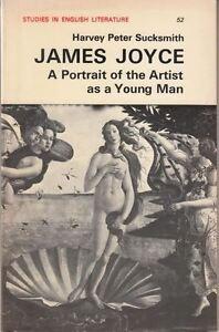 "James Joyce's ""Portrait of the Artist as a Young Man"" : Harvey Peter Sucksmith"