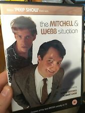 The Mitchell And Webb Situation region 2 DVD (British sketch comedy series)