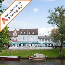 Kurzreise Friedrichstadt 3 Tage für 2 Personen 4 Sterne Wellness Hotel Gutschein
