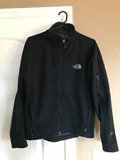 Men's The North Face Fleece Windstopper Windwall Jacket Coat S Small Black