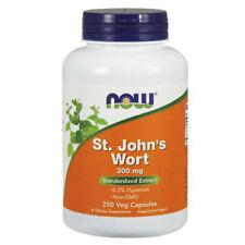 St. John's Wort 250 Caps 300 mg by Now Foods