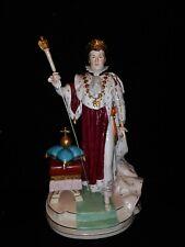 Large made in GDR German Porcelain Figurine Napoleon's Coronation Dresden