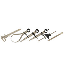 Measuring Tool Set  Vernier Callipers Dividers   Professional quality