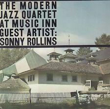 MODERN JAZZ QUARTET & SONNY ROLLINS AT MUSIC INN VOL. 2 (1988 US JAZZ CD)
