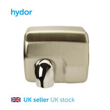Hand Dryer - 2500W - Automatic - Brushed Steel - Metal Construction