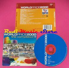 CD World pride 2000 La compilation VILLAGE PEOPLE PLACEBO no mc vhs dvd(C37)