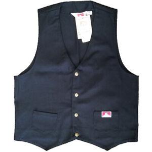 Ben Davis Work Vest Black
