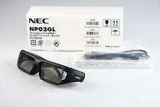 NEC NP02GL | DLP-Link 3D-Brille, Neu