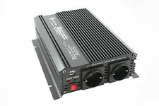 Convertisseur de tension 1500 3000 watt 12v 230v softstart ce e8 neuf emballage d'origine