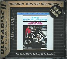 MFSL GOLD CD UDCD-667: It's The Searchers - Take Me For What I'm Worth - 1996 SS