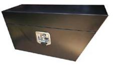 TOOLBOX – Steel Underbody – Right - Black  Part No.: TBTS65R-b
