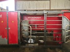 Lely A2 robot milking machine