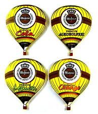 WARSTEINER BALLON Pin / Pins - COLA,LEMON,ORANGE & ALKOHOLFREI / 4 PINS!! (3314)