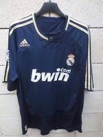 Maillot REAL MADRID 2008 ADIDAS LFP camiseta shirt jersey football away L