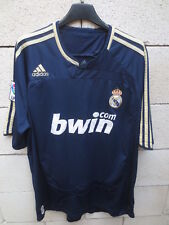 Maillot REAL MADRID 2008 ADIDAS LFP camiseta shirt jersey football away L