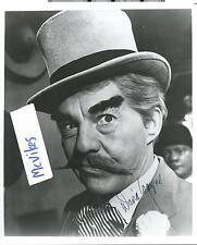 David Wayne The Mad Hatter Batman Autographed Signed 8x10 Photo #2 COA DECEASED