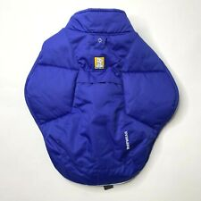RUFFWEAR QUINZEE PACKABLE INSULATED JACKET IN HUCKLEBERRY BLUE SZ XS