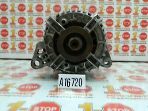 2002-2008 02-08 DODGE RAM 1500 4.7L ALTERNATOR 56041120AC 136-AMP OEM