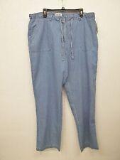 NWT Mainstreet Blues Womens Jeans-22 Tall-Light Wash Denim
